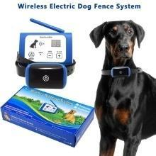 Realhunlee Wireless Electric Dog Fence System